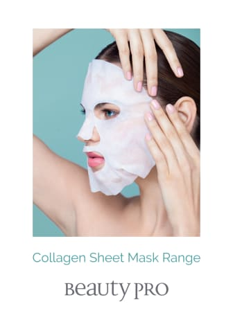 Beauty Pro Sheet Mask Range