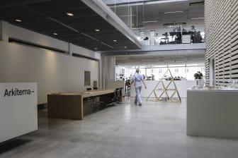 Arkitema kontor atrium