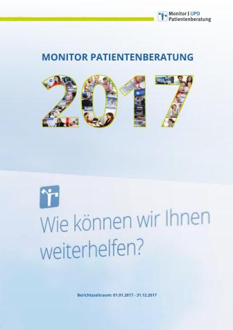 Monitor Patientenberatung 2017