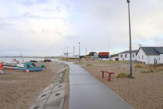 Stranden i Klitmøller