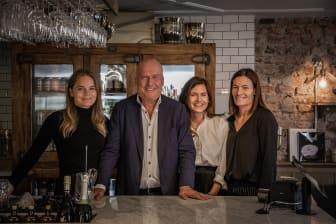 Familjen Pettersson äger och driver Hotel Frantz