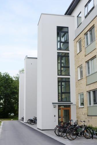 Skarpan, Linköping, Riksbyggen
