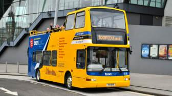 NewcastleGateshead Toon Tour