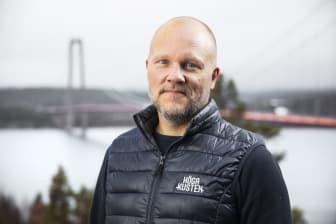 Mikael Englund, Verksamhetsledare Höga Kusten Turism