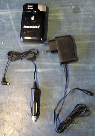 Batteriladdare klarar inte flamprov och återkallas från konsument