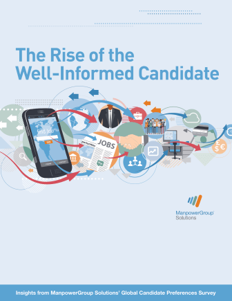 The Rise of the Well-Informed Candidate