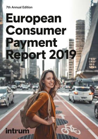 European Consumer Payment Report 2019