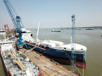 Fure Viten shipyard