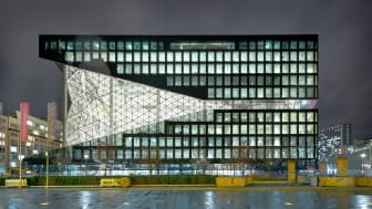 ZÜBLIN, Schlüsselübergabe Axel-Springer-Neubau, Berlin