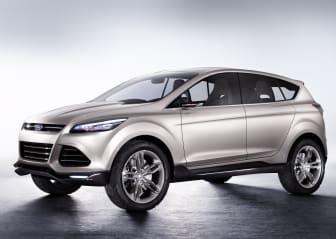 Ford visar koncept på ny global SUV på Detroit Motorshow 2011 - Ford Vertrek, bild 4