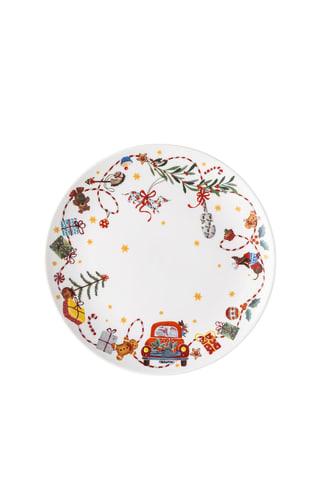 HR_'Morgen_kommt_der_Weihnachtsmann'_Plate_22_cm