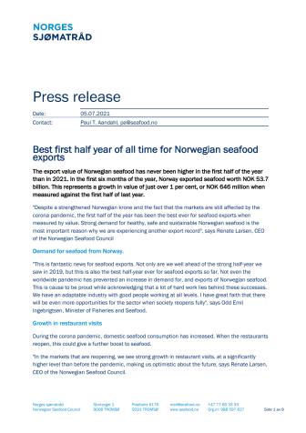 Norway Seafood Exports H1 2021 ENG.pdf