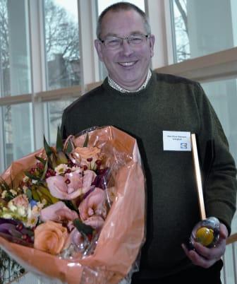 Årets Äggföretagare 2010 - Sten-Sture Stensson