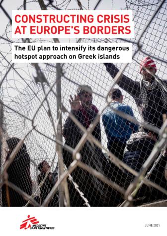 Constructing Crisis At Euope´s Borders