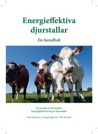 Stora energibesparingar i djurstallar möjlig – enligt ny studie