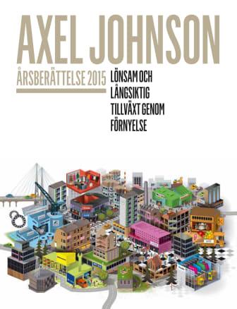 Axel Johnson Årsberättelse 2015