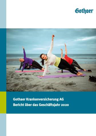 Geschäftsbericht Gothaer Krankenversicherung AG
