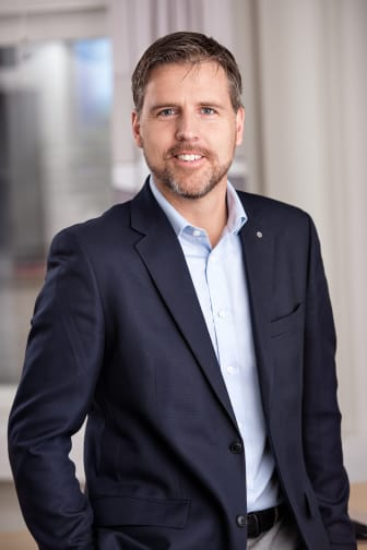 Anders Stjärnberg, VD HSB Östergötland