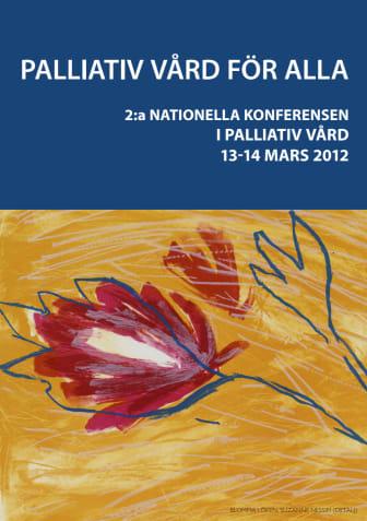 Program 2:a Nationella Konferensen i Palliativ Vård 13-14 mars 2012