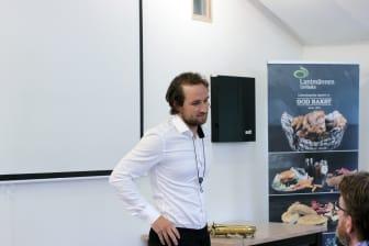 Håkon Skog Erlandsen Unibakedagen 2019