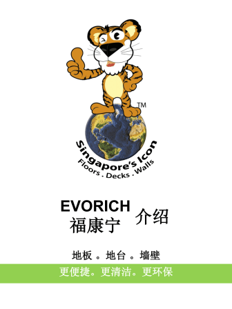 EVORICH Portfolio - Chinese Version