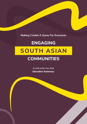 ECB South Asian Action Plan Executive Summary