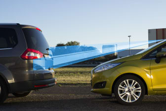 Ford introducerar Active City Stop i nya Ford Fiesta