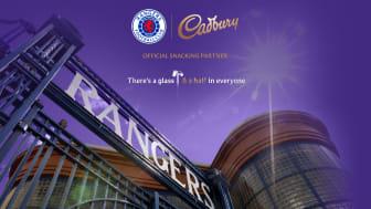 Rangers Football Club Announce New Cadbury Partnership