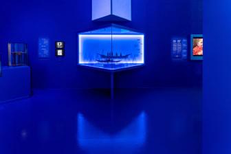 """Utställningen """"Arktis – medan isen smälter"""""""