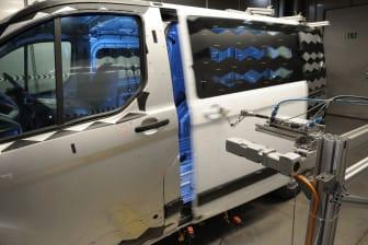 Ford utsätter nya Transit Custom för extrema temperaturer och 550 000 dörrstängningar - bild 1