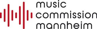 Logo Music Commission Mannheim