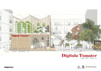 Förstudie projekt Digitala tomater