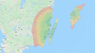 Kalmars län och Gotlands län