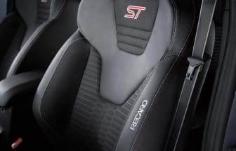 Ford Fiesta ST200, med unika ST-detaljer