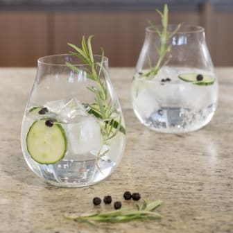 Riedel - Gin& Tonic set 4-pack