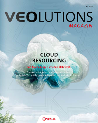 Magazin Veolutions: Cloud Resourcing