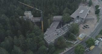 ZÜBLIN Timber, Nationalparkzentrum Ruhestein, Schwarzwald