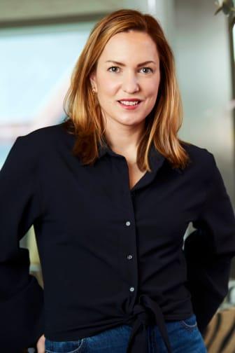 Sofie Perslow, koncerndirektör TAD