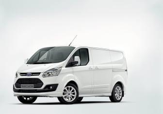 Nya, dynamiska Ford Transit Custom – en transportbil med mer elegans och funktionalitet, bild 3