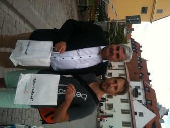 Håkan Juholt & Thomas Bertilsson