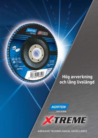 Broschyr Norton X-Treme lamellrondeller