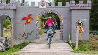 Lives sykkelslott