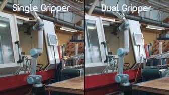 OnRobot Single Gripper vs Dual Gripper