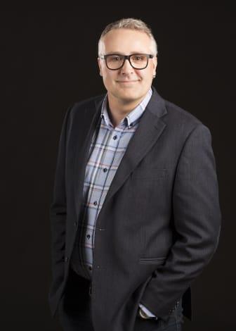 Magnus P Wåhlin. Foto: Martina Wärenfeldt.