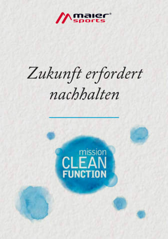 Maier Sports Mission Clean Function