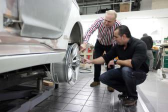 Ford visar koncept på ny global SUV på Detroit Motorshow 2011 - Ford Vertrek, bild 12
