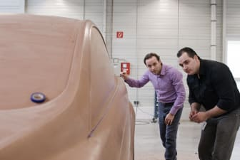 Ford visar koncept på ny global SUV på Detroit Motorshow 2011 - Ford Vertrek, bild 10