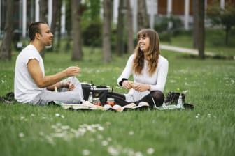 Picknick Seenland Oder-Spree