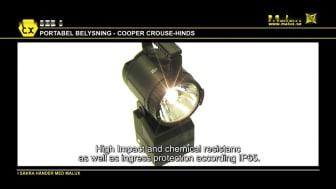 Ex Belysning SEB9 - Lighting SEB9