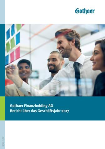 Gothaer Finanzholding AG: Bericht über das Geschäftsjahr 2017